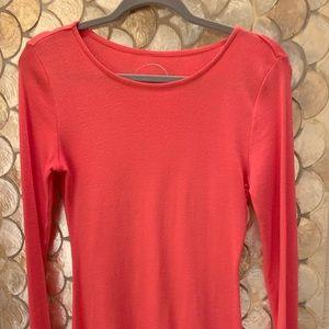 INC Pretty Pink Light Sweater